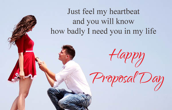 Happy Propose Day Best Quotes, Romantic Propose Day Messages, Propose Day Quotes, Happy Propose Day Wishes